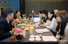 Gangwon promeut l'investissement à Ho Chi Minh-Ville