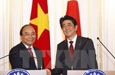 La visite officielle du PM Nguyên Xuân Phuc au Japon couronnée de succès