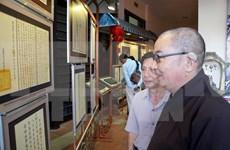Exposition sur l'histoire de Hoi An