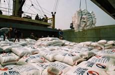Riz : hausse record du cours à l'export depuis trois ans