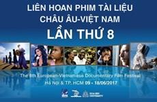 Ouverture du 8ème festival des documentaires européens et vietnamiens