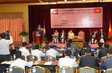 Les relations Vietnam-Cambodge continuent à se développer