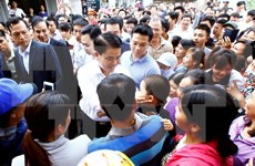 Hanoï : ouverture d'instruction sur l'arrestation illégale de personnes à Dong Tam