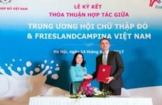 Friesland Campina soutient le Vietnam dans l'éducation sur l'alimentation