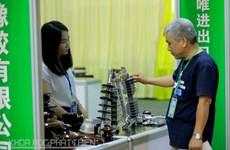 Ouverture de l'exposition de produits mécaniques et électroniques CA-Mexpo Vietnam 2017