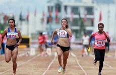 Athlétisme : neuf médailles d'or pour le Vietnam en Thaïlande