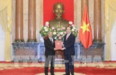 Le président Trân Dai Quang nomme 22 nouveaux ambassadeurs