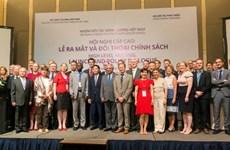 Création d'un groupe des partenaires d'énergie du Vietnam