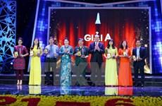 Remise des Prix nationaux de la presse 2016