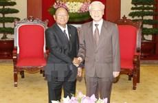 Le Vietnam accorde une grande importance aux relations avec le Cambodge
