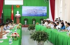 Can Tho intensifie les capacités de résilience aux changements climatiques