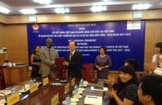Le ministère de la Construction et la BM signent un mémorandum