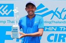 Tennis : Ly Hoàng Nam, champion en simple messieurs au tournoi F3 Futures en Thaïlande