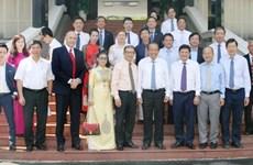 Les contributions des hommes d'affaires vietnamiens en Australie sont très importantes