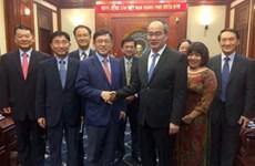 Ho Chi Minh-Ville est prête à coopérer avec Samsung