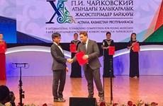 Musique : Tran Le Quang Tien remporte un prix au concours Tchaïkovski