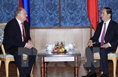 Renforcer la coopération entre les deux Partis communistes vietnamien et russe