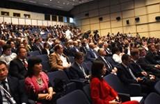 Table ronde économique Vietnam-Russie à Moscou