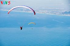 Le championnat de parachutisme ascensionnel de Danang 2017 en images