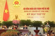 Le Conseil populaire de Hanoi débat de plusieurs questions socio-économiques importantes