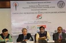 Un sémaire international sur les relations Vietnam-Inde à New Delhi
