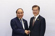 Le PM vietnamien rencontre les dirigeants de R. de Corée et d'Australie à Hambourg