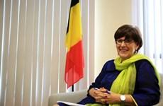 Binh Thuan : aide belge dans la résilience aux changements climatiques