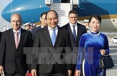 Le Vietnam est un partenaire très important de l'Allemagne et des Pays-Bas