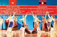 Thanh Hoa et Houaphan cultivent leur amitié et leur coopération