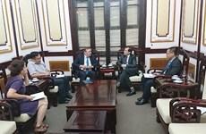 Renforcement de la coopération dans le tourisme entre le Vietnam et la Hongrie