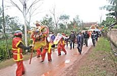Réveiller le potentiel touristique du mont Dành à Bac Giang