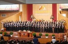 La 5e Assemblée générale de l'Eglise protestante du Vietnam (Sud)