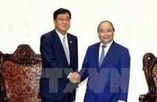 Le Vietnam salue l'élargissement des activités de Mitsubishi Motors sur son sol