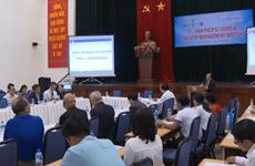 Réunion de gestion des aquifères côtiers en Asie-Pacifique à Da Nang