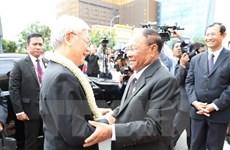 Le Vietnam prend en considération le développement des relations avec le Cambodge