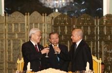 Vietnam et Cambodge affirment leurs relations étroites inséparables