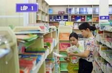 Hô Chi Minh-Ville : des produits vietnamiens pour la nouvelle année scolaire