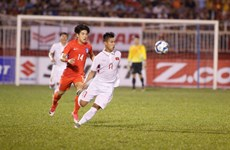 Le Vietnam qualifié pour la finale du championnat d'Asie de football des moins de 23 ans