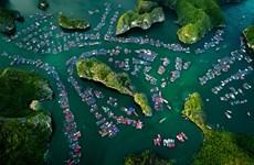 Photos spectaculaires prises par des drones montrant la beauté du Vietnam