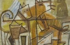 Des œuvres de célèbres artistes vietnamiens aux enchères