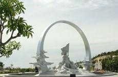 [Photo] Complexe mémorial des martyrs de Gac Ma