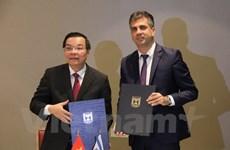 Le Vietnam et Israël accélèrent le développement de leurs relations