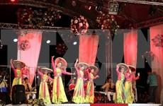 Le Vietnam se produit au Festival du folklore mondial en Roumanie