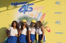 Viettel  inaugure le réseau 4G au Timor oriental