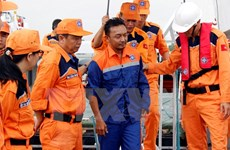 Rapatriement d'un Malaisien sauvé en mer
