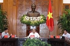 Le Premier ministre demande d'accélérer le décaissement des APD