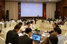 Colloque Vietnam - Laos sur la coopération dans le travail et le bien-être social