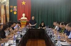 Crues : le vice-Premier ministre Trinh Dinh Dung se rend à Mu Cang Chai