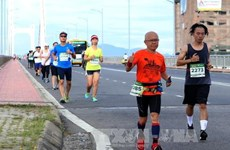 Plus de 5.000 coureurs au 5e marathon international de Da Nang