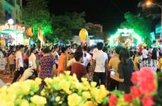 La rue piétonne de Tien Yen (Quang Ninh) - une petite Hoi An